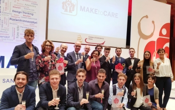 MAKE TO CARE: Deebee.it Yagi e Techno-B Brace vincono 3ªedizione