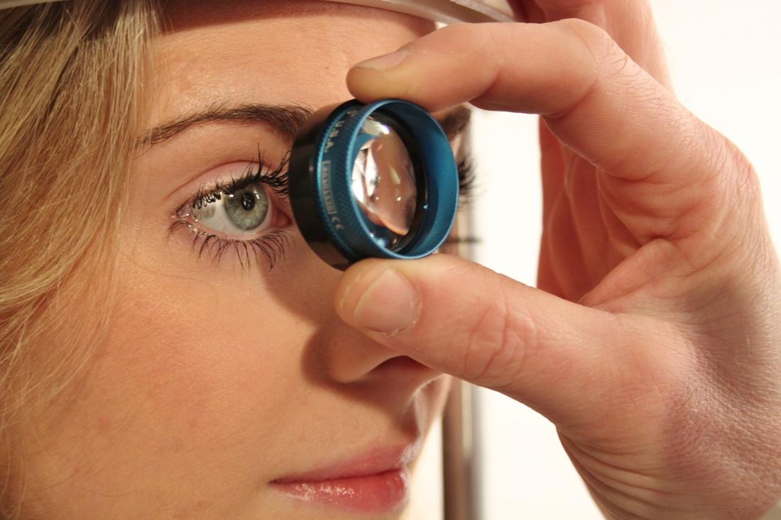 La vista e la salute dell'occhio