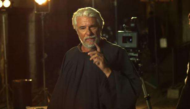 Ricky Tognazzi nello spot Sita