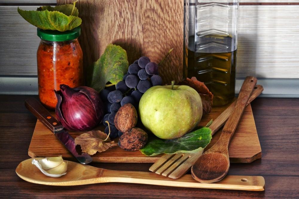 La salute passa anche per cibo sano e sport