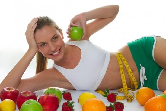 salute, una donna atletica