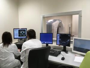 melanoma: un reparto di diagnostica per immagini