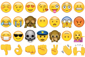 Le Emoji usate negli SMS e sui Social rivelano qualcosa, arriva la cyber- psicologia