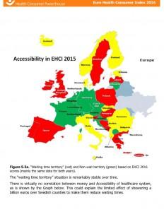 Sanità, l'Italia fanalino coda per la soddisfazione dei pazienti. Siamo al 22esimo posto in Ue
