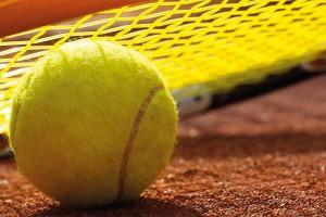 neuroblastoma, una racchetta di tennis