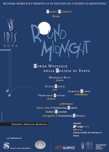Round Midnight: il concerto per la salute della donna il 16 maggio a Roma