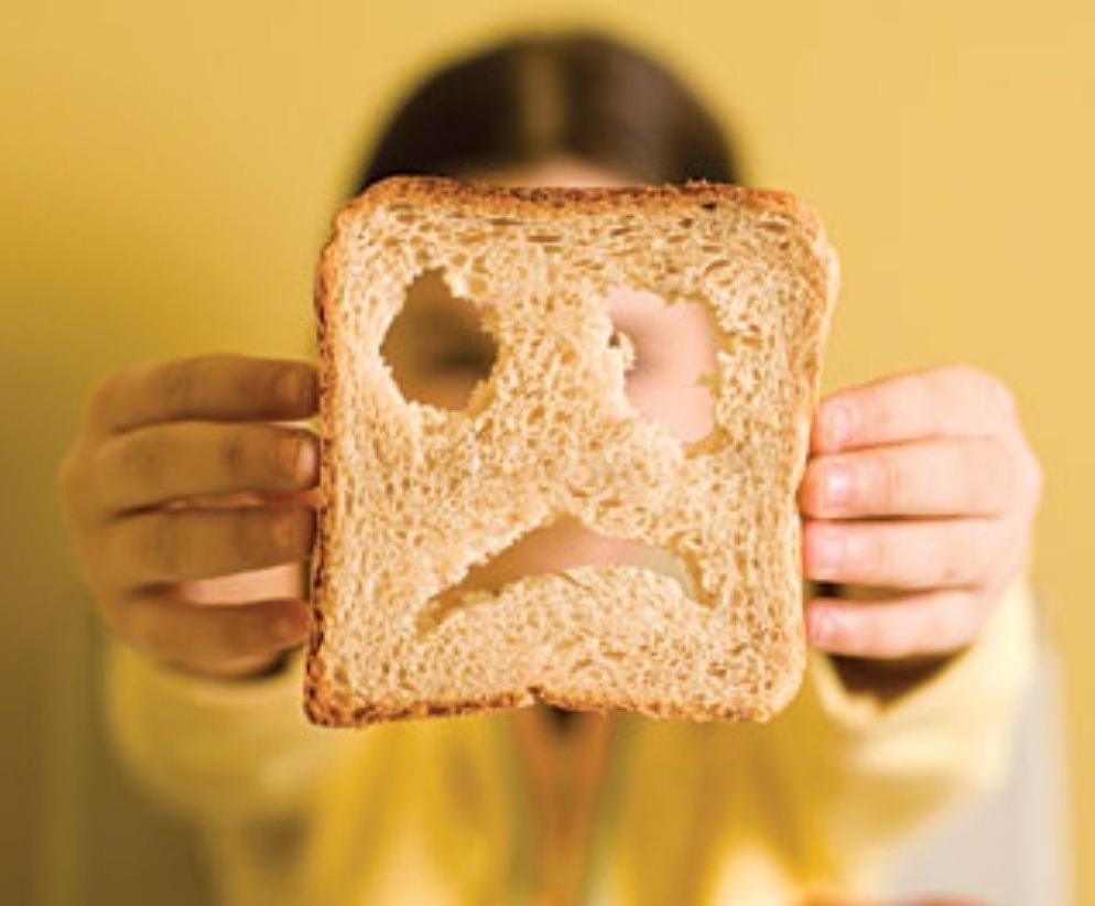 glutine e intolleranze