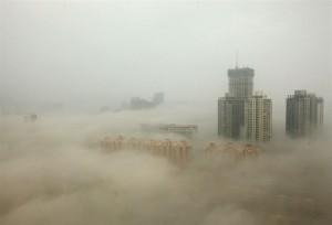 Aria inquinata: nel 2016 oltre 6mln morti nel mondo