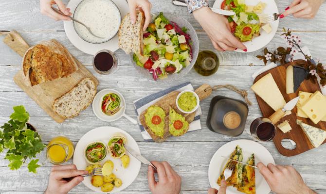 Dieta vegana: abbandonata da due italiani su tre