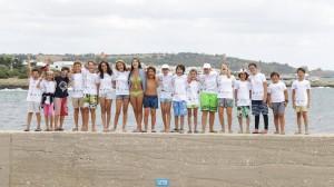 Ritorna il Captain's Day, piccoli capitani per mare imparano la solidarietà