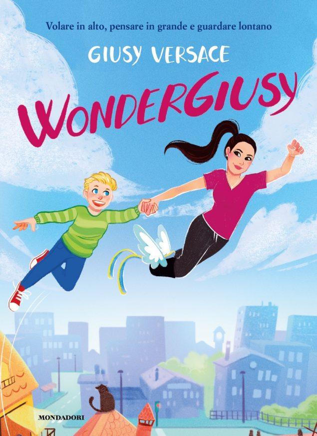 Wonder Giusy è in libreria: supereroina con le gambe alate