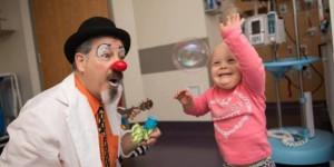"""Clownterapia, nella Capitale l' """"Ottobrata della risata"""""""