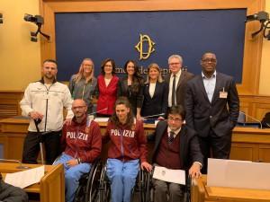 Atleti paralimpici, la nuova proposta di legge