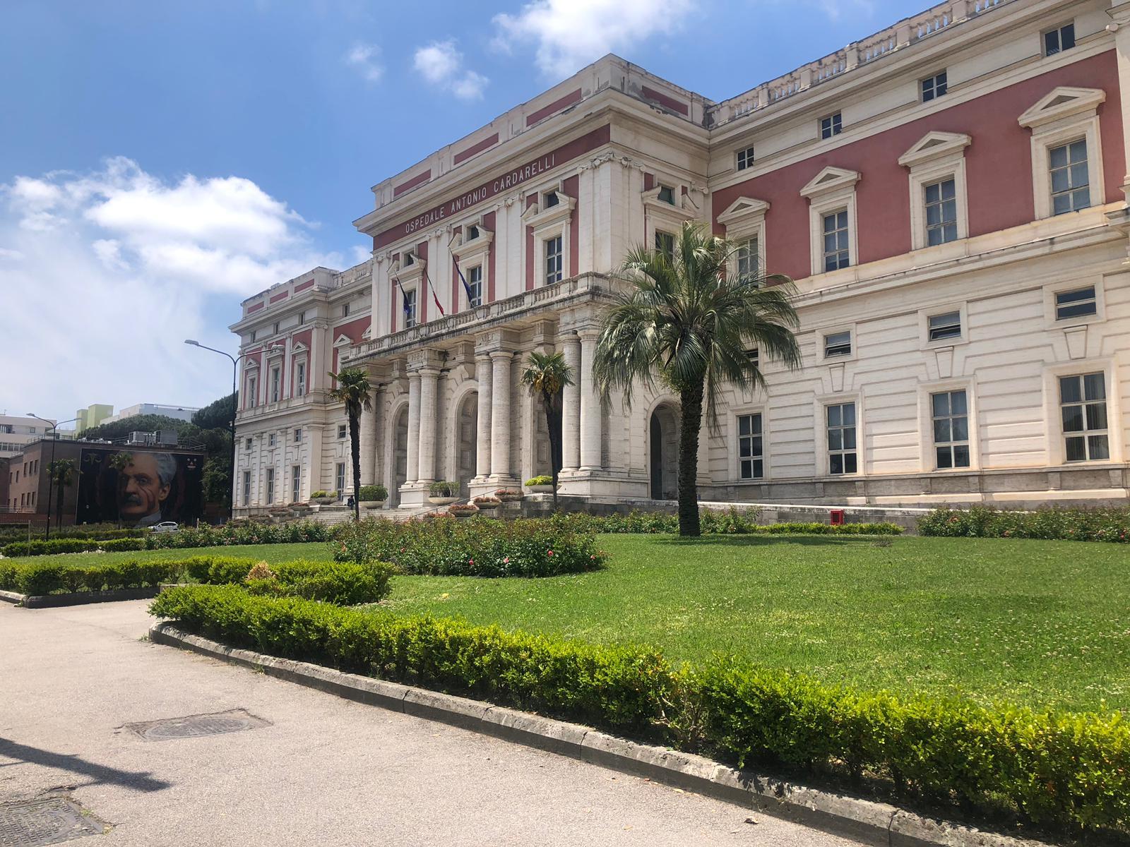 Furbetti del cartellino, l'Ospedale Antonio Cardarelli