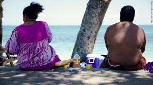 Italiani sempre più sedentari e in sovrappeso, soprattutto al Sud