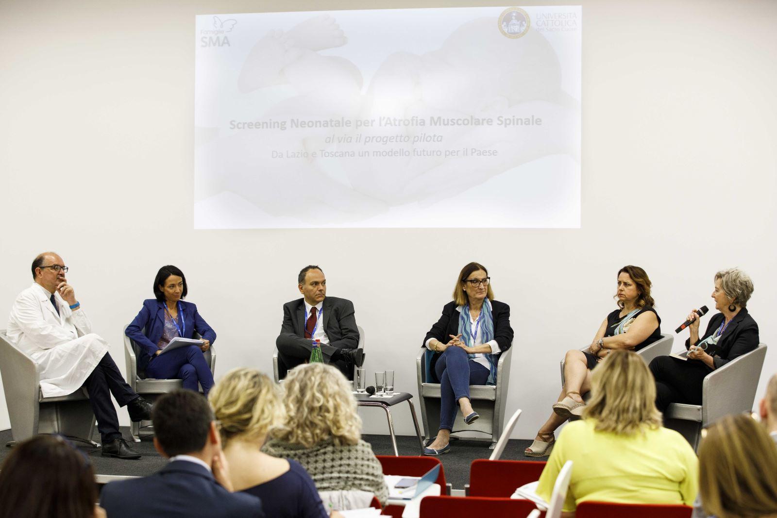 SMA, al via screening neonatale gratuito in Lazio e in Toscana