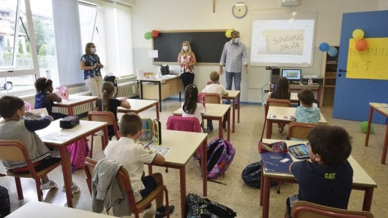 tamponi rapidi nelle scuole, via libera del Ministero della Salute