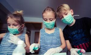 bambini-e-mascherine