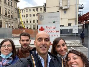 Chirurgia pediatrica, Ciro Esposto e il suo team