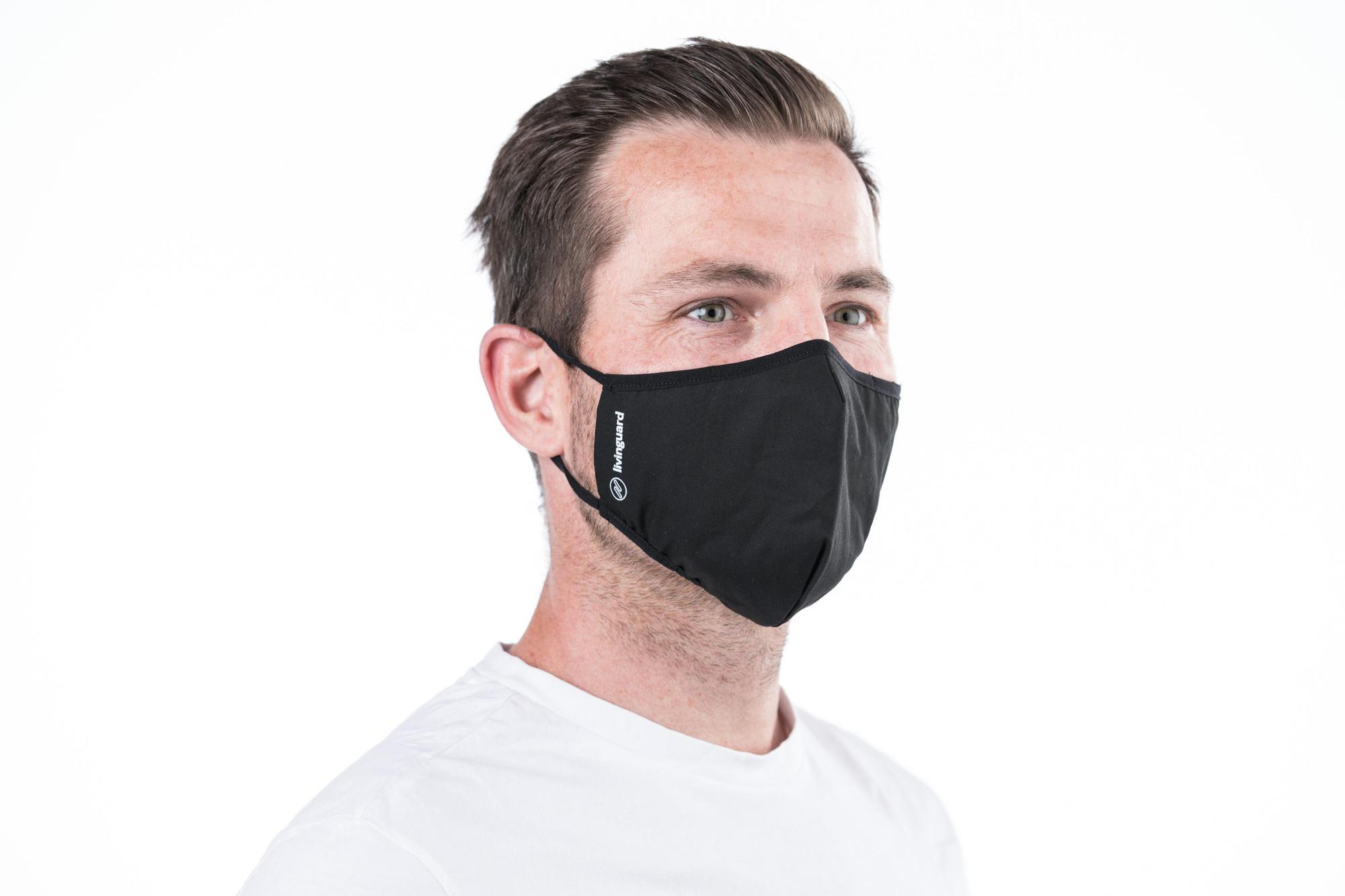 mascherine che distruggono il Coronavirus: la tecnologia LivinGuard distrugge il virus sui tessuti