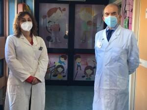 Prof. Iorio e Dott. Di Dato_Epatologia Pediatrica Federico II