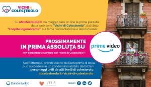 Vicini di Colesterolo: un divertente condominio italiano insegna la prevenzione. La web serie