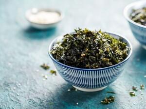 iodio: una coppa di alghe